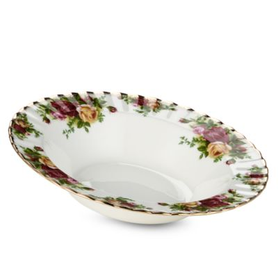 Royal Albert Rimmed Soup