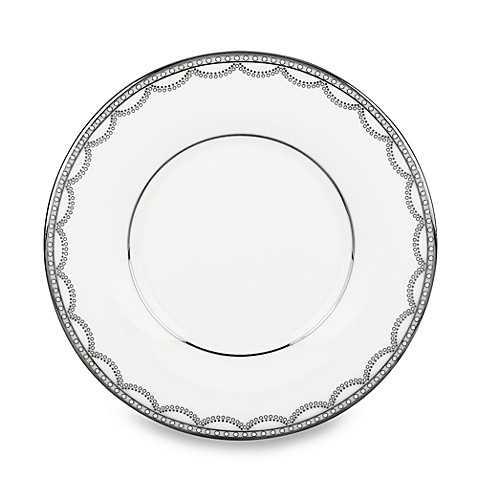 Lenox® Iced Pirouette 6-Inch Can Saucer