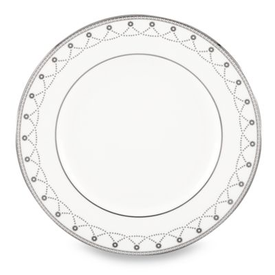 Lenox® Iced Pirouette 8-Inch Salad Plate