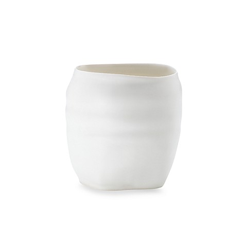 Donna Karan Lenox® Porcelain Touch™ Small Low Vase