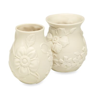 Lenox® Floral Fields Posey Vases (Set of 2)