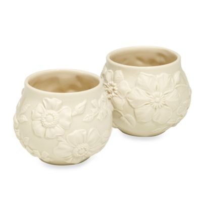 Lenox® Floral Fields Votives (Set of 2)