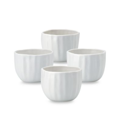 Donna Karan Lenox® Porcelain Touch™ Tea Cups (Set of 4)