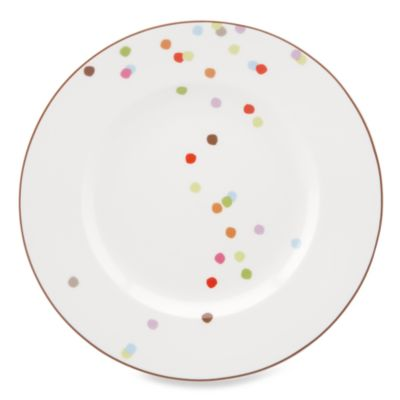 "kate spade new york Market Street 9"" Accent Plate"