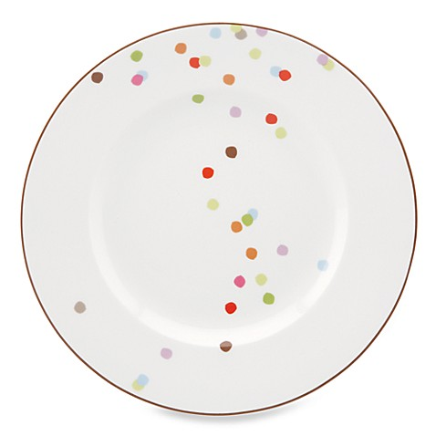 kate spade new york Market Street™ 9-Inch Accent Plate