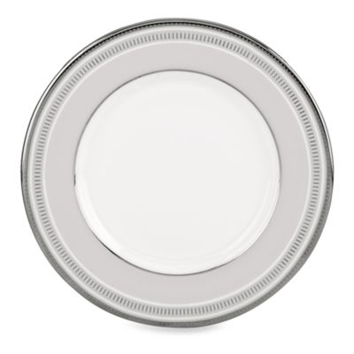 kate spade new york Palmetto Bay Platinum 5.5-Inch Saucer