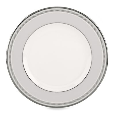 kate spade new york Palmetto Bay Platinum 8-Inch Salad Plate