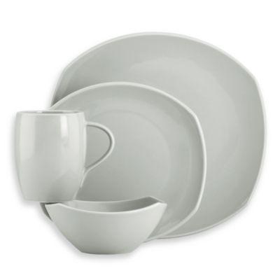 Dansk® Classic Fjord Colors Stoneware 4-Piece Place Setting - Gray