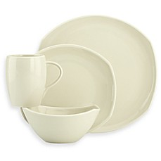 Dansk® Classic Fjord 4-Piece Place Setting in Khaki
