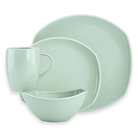 Dansk® Classic Fjord Colors Stoneware 4-Piece Place Setting in Sage