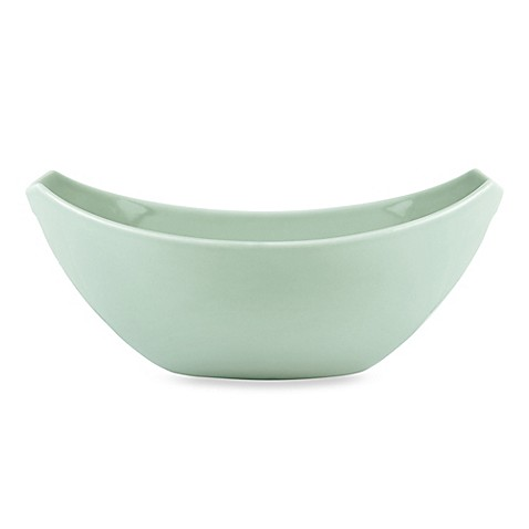 Dansk® Classic Fjord Colors Stoneware 11 1/2-Inch Serving Bowl in Sage