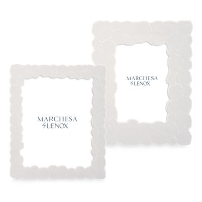 Marchesa by Lenox® Rose 5-Inch x 7-Inch China Photo Frame