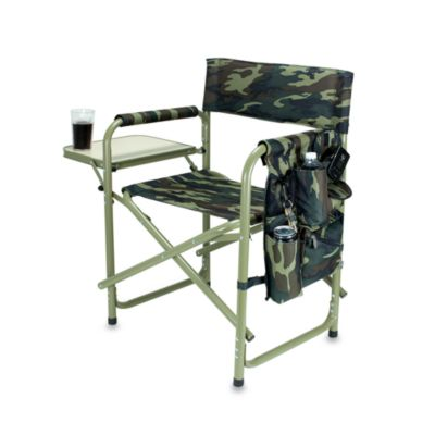 Picnic Time® Folding Sports Chair in Camouflage