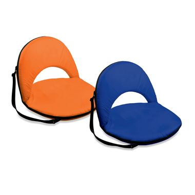 Picnic Time Oniva Seat in Orange