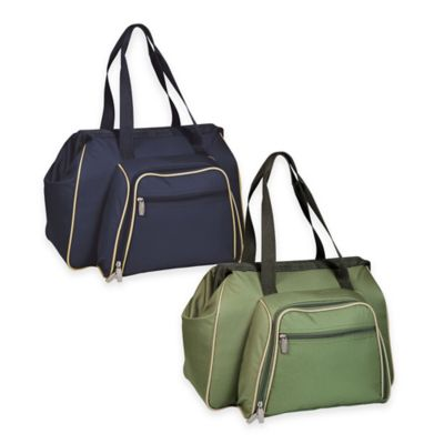 Picnic Time® Toluca Picnic Tote in Navy