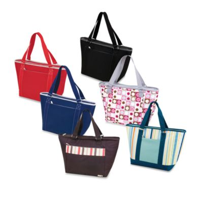 Picnic Time® Topanga Insulated Cooler Tote in Red
