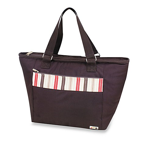 Picnic Time® Topanga Insulated Cooler Tote in Mocha