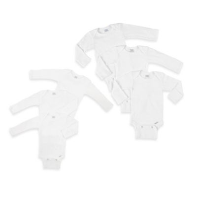 Gerber® Long Sleeve Onesies® (Set of 3)