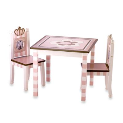 CoCaLo Baby® Daniella Table and Chairs Set