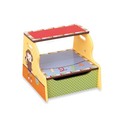 CoCaLo™ 4 Lil-Foot Monkeys Step Stool