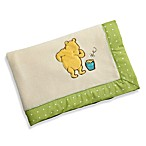 NoJo® My Friend Pooh Fleece Blanket