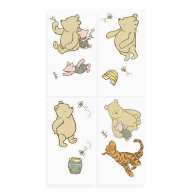 NoJo® My Friend Pooh Wall Decals