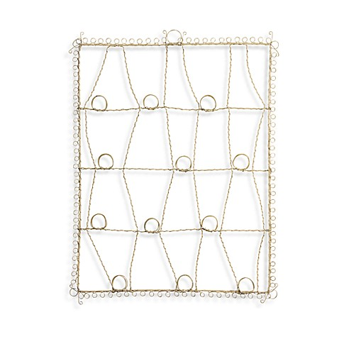 Glenna Jean Madison Antique Wire Memory Board in Cream