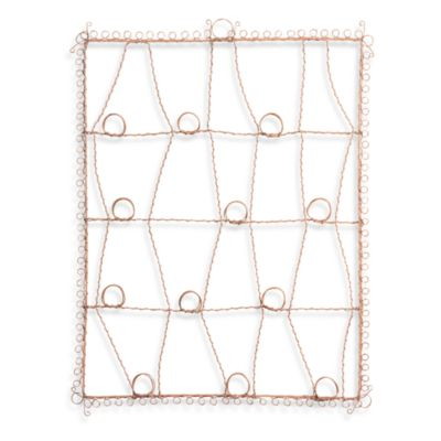 Glenna Jean Madison Antique Wire Pink Memory Board