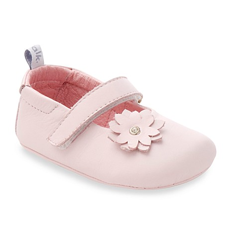 Bobux® Size 1 Ballet Shoes in Pink
