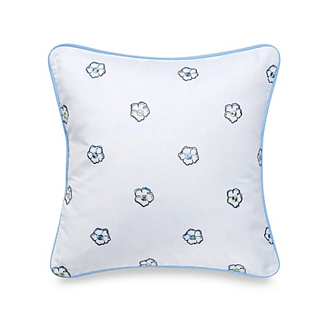 Laura Ashley® Somerset 16-Inch Square Toss Pillow
