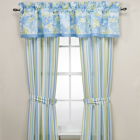 Laura Ashley® Somerset 84-Inch Window Curtain Panel Pair