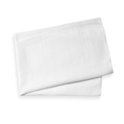 Bambino Basics 6-Pack 27-Inch x 27-Inch 100% Cotton Pre-Folded Diapers by bb Basics