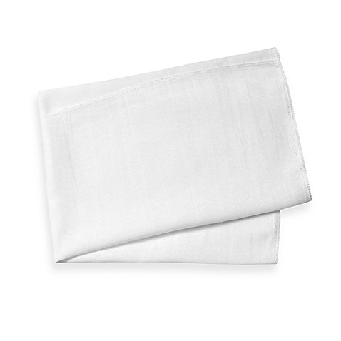 BE Basic™ 6-Pack 27-Inch x 27-Inch 100% Cotton Pre-Folded Diapers