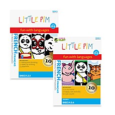 Little Pim® Fun with Languages 3-Pack DVD in French
