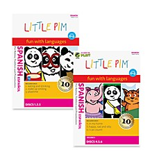 Little Pim®: Fun with Languages 3-Pack DVD - Spanish