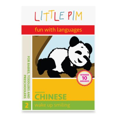 Little Pim®: Fun with Languages DVD-Inchinese-Waking Up