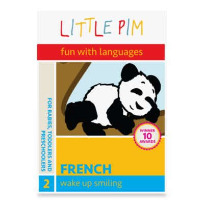 Little Pim®: Fun with Languages DVD in French in Waking Up