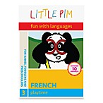 Little Pim®: Fun with Languages DVD in French in Playtime