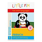 Little Pim®: Fun with Languages DVD in French Eating