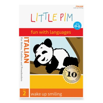 Little Pim®: Fun with Languages DVD in Italian in WaKing Up