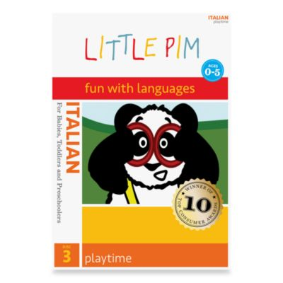 Little Pim®: Fun with Languages DVD in Italian in Playtime