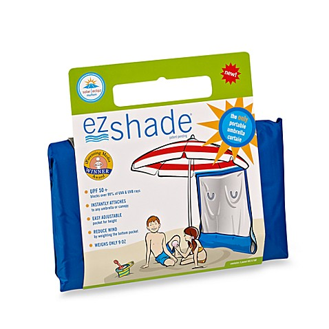 Buy Ezshade Upf 50 Portable Umbrella Curtain From Bed