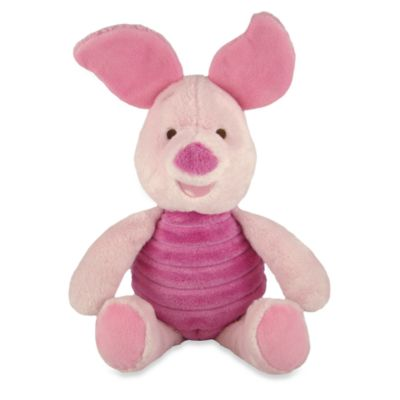 Disney Baby® Winnie the Pooh Primary Piglet Stuffed Animal