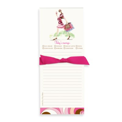 Gifts for Mom > Bonnie Marcus Collection: Mom-to-Be Ice Cream Note Pad