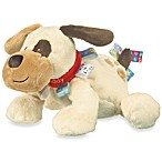 Mary Meyer Taggies Soft Plush 12  Dog Beige