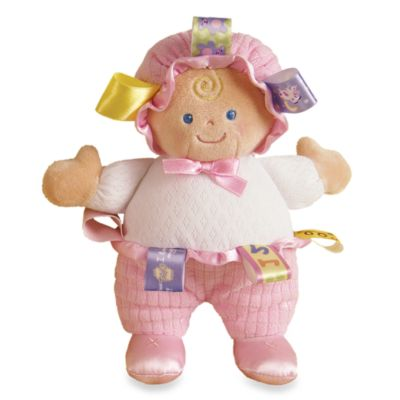 Taggies™ 8 Inch Baby Doll
