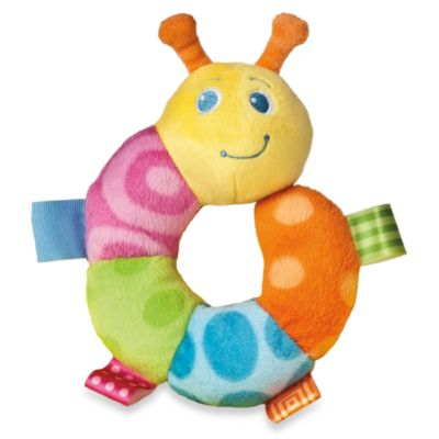 Taggies™ 5 Inch Plush Rattle