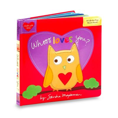 Whoo Loves You? Board Book