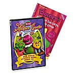 Barney: Mother Goose Collection DVD