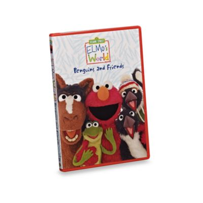 Elmo's World: Penguin s and Friends DVD